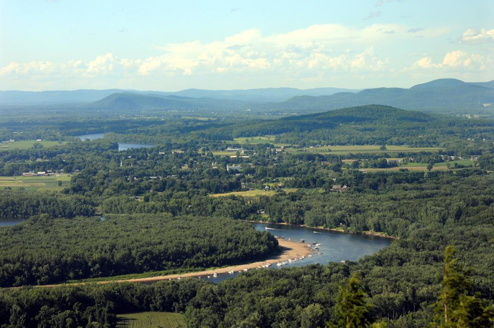 conn. river