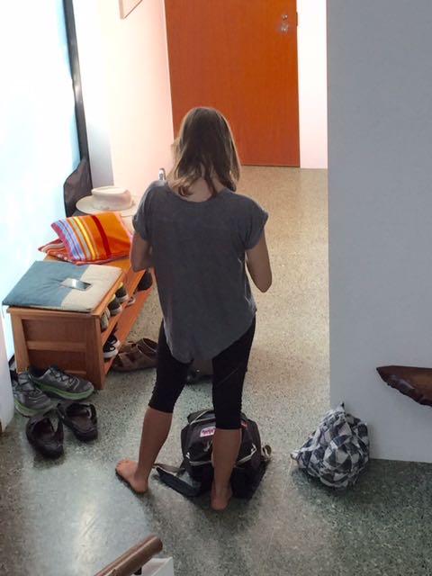 zoe leaving